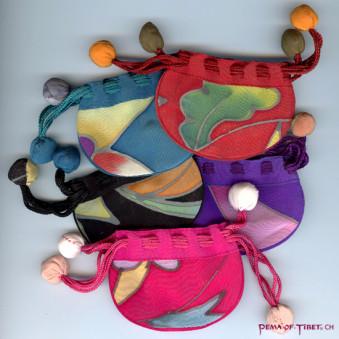Silk bag M, silk bag / 10-Pack