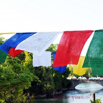 Prayer flags 4 meters / 5-Pack