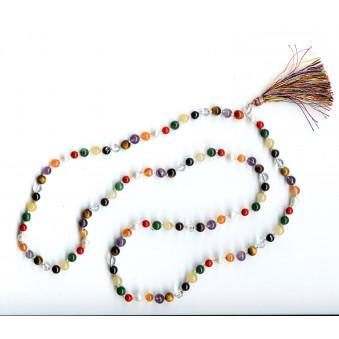 Prayer beads Chakra stones / 2-Pack