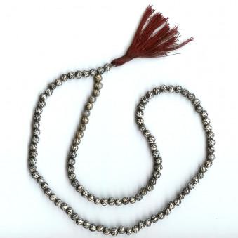OM Prayer Beads Shell - OM S / 2-Pack