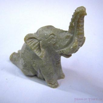 Incense - Holder elephant assort. / 5-Pack