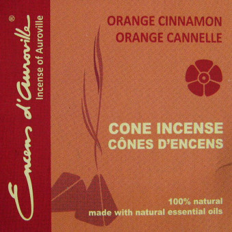 Pyramids orange cinnamon / 5-Pack