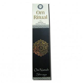 Meditation Incense OM Ritual (Om Namah Shivaya) / 12-Pack