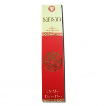 Meditation Incense Samsara (OM Mani Padme Hum) / 12-Pack