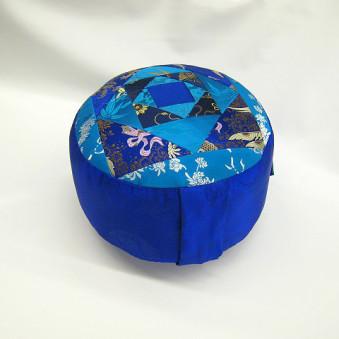 Meditation Cushion, blue / 2-Pack