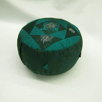 Meditation Cushion, green / 2-Pack