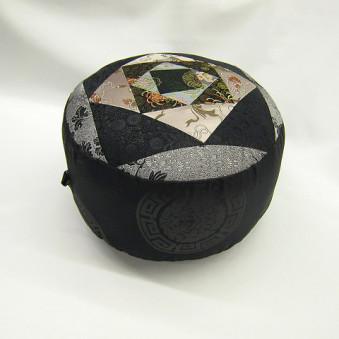 Meditation Cushion, black / 2-Pack
