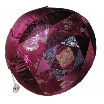 Meditation Cushion, purple / 2-Pack