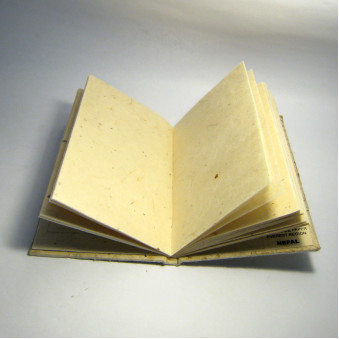 Notebook Nepal paper cover M