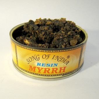 Smoke myrrh / 2-Pack
