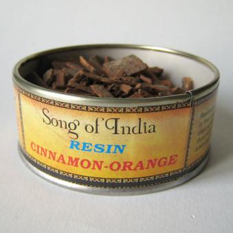 Cinnamon orange smoked / 2-Pack