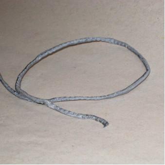 Silk ribbon ice blue / 5-Pack