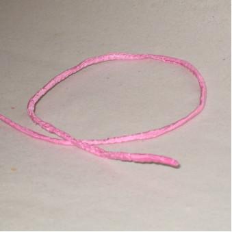 Silk ribbon light pink / 5-Pack
