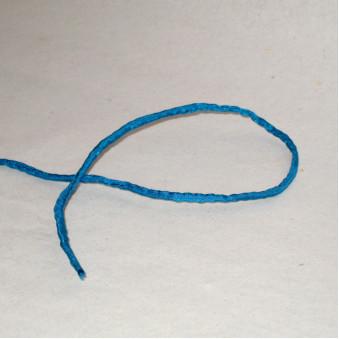 Silk ribbon turquoise / 5-Pack
