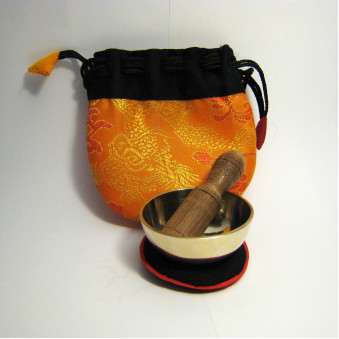 New singing bowl mini set, polished 5 cm / 5-Pack