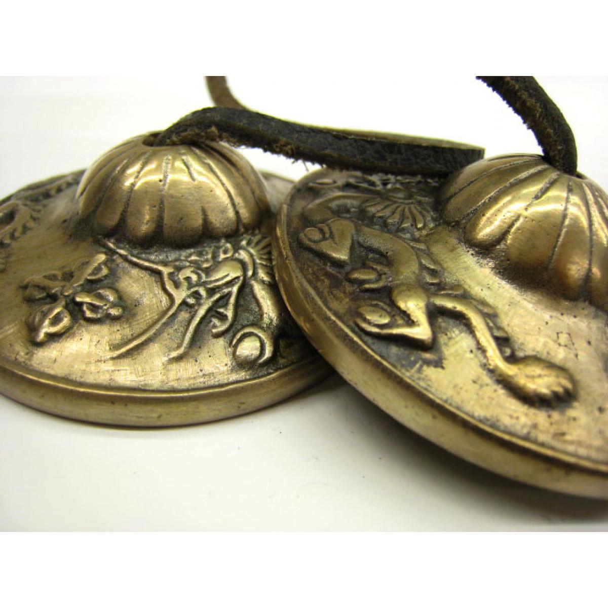 Sound, cymbals dragon