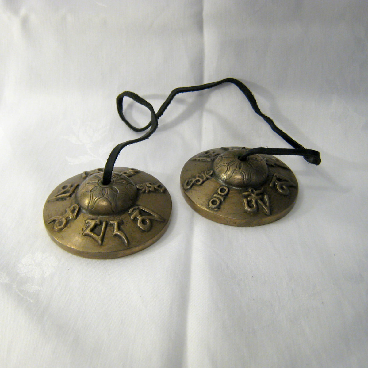 Sound cymbal OM 8 cm