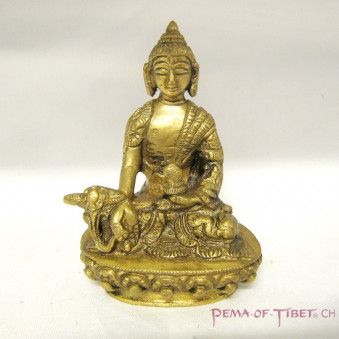 Statue medicine buddha